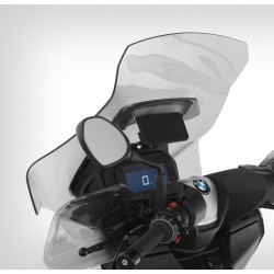 Wunderlich Smoke Vented Screen BMW C400 GT