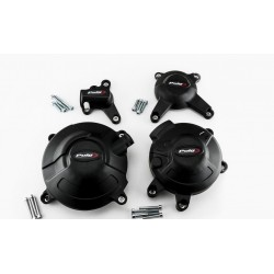 Puig Engine Case Covers Set Yamaha FZ09 17-
