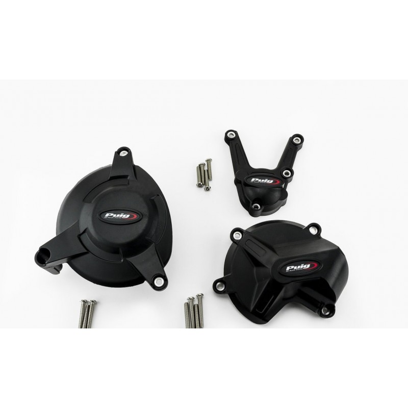 Puig Engine Case Covers Set BMW S1000R S1000XR