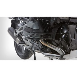Krauser Black Sport crash bars BMW R1200R RS LC