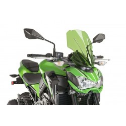 Puig Green Touring windscreen Kawasaki Z900