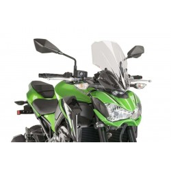 Puig Clear Touring windscreen Kawasaki Z900