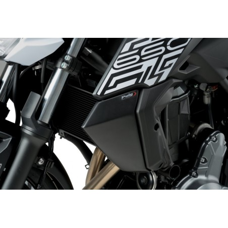 Puig radiator side covers Kawasaki Z650