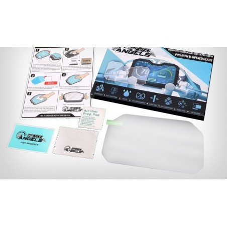 Tempered Glass Screen Protection BMW TFT Display