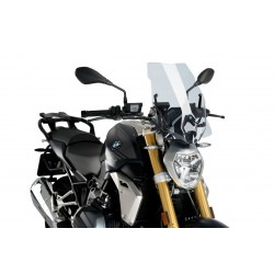 Puig Clear Touring windscreen BMW R1250R