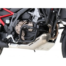 Hepco Becker Black engine crash bars Honda CRF1100L Africa Twin