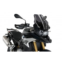 Puig Dark Smoke Sport screen BMW F850GS - ADV