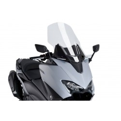 Puig Clear Touring Screen Yamaha Tmax 560