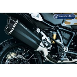 Remus 8 Black Exhaust BMW R1250GS