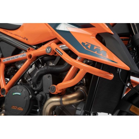 SW-Motech Orange crash bars KTM 1290 Superduke R 20-