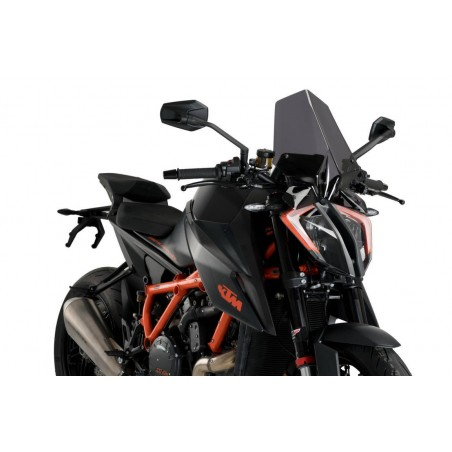 Puig Dark Smoke Touring Screen KTM 1290 Superduke R 20-
