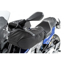 Wunderlich BMW Black handlebar muffs winter handguards