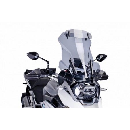 Puig Touring Windscreen with deflector BMW R1200GS LC