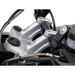 SW-Motech 20mm handlebar risers BMW R1200GS 08-12