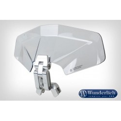 Wunderlich Vario 3D Clear screen deflector BMW F800R 2015