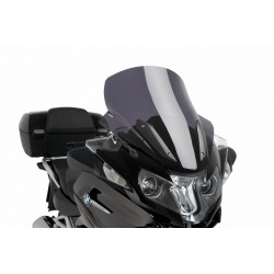 Puig Dark Smoke Touring windscreen BMW R1200RT LC