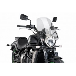 Puig Clear Touring windshield Kawasaki Vulcan S