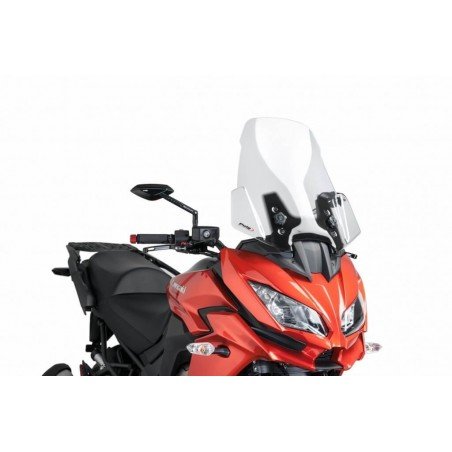 Puig Clear Touring windscreen Kawasaki Versys 1000 15-17