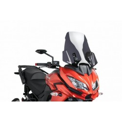 Puig Dark Smoke Touring windscreen Kawasaki Versys 1000 2015