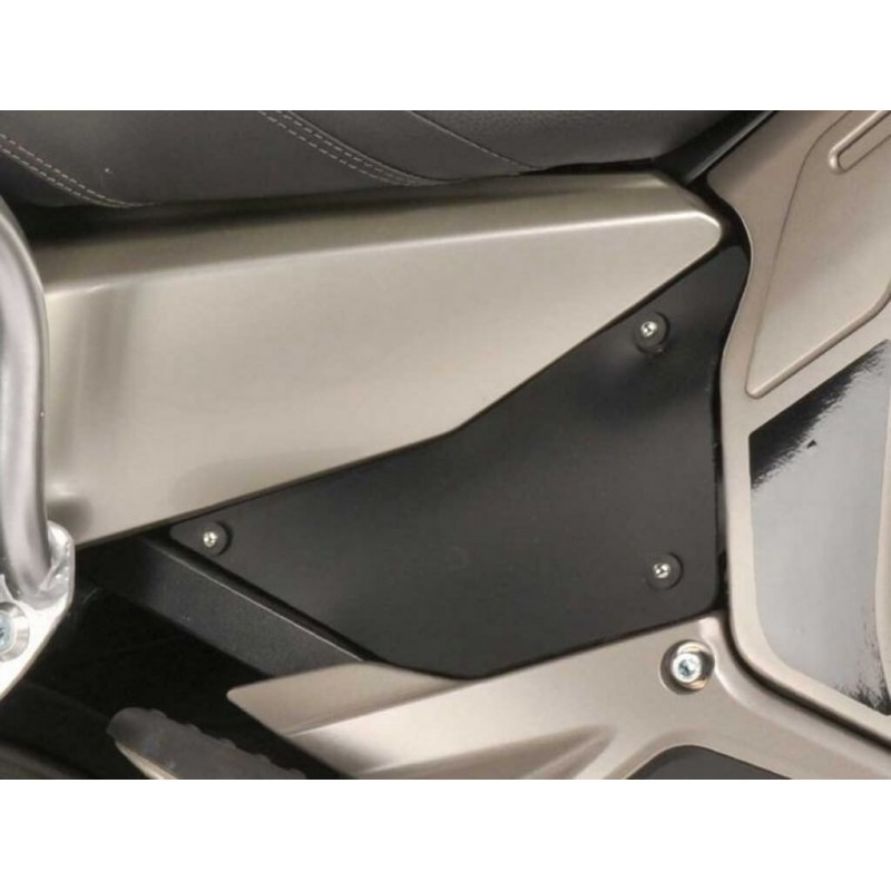 Wunderlich Black side cover kit BMW K1600GT GTL