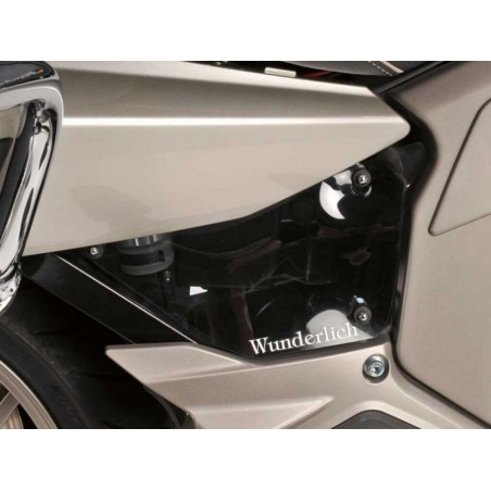 Wunderlich Smoke side cover kit BMW K1600GT GTL